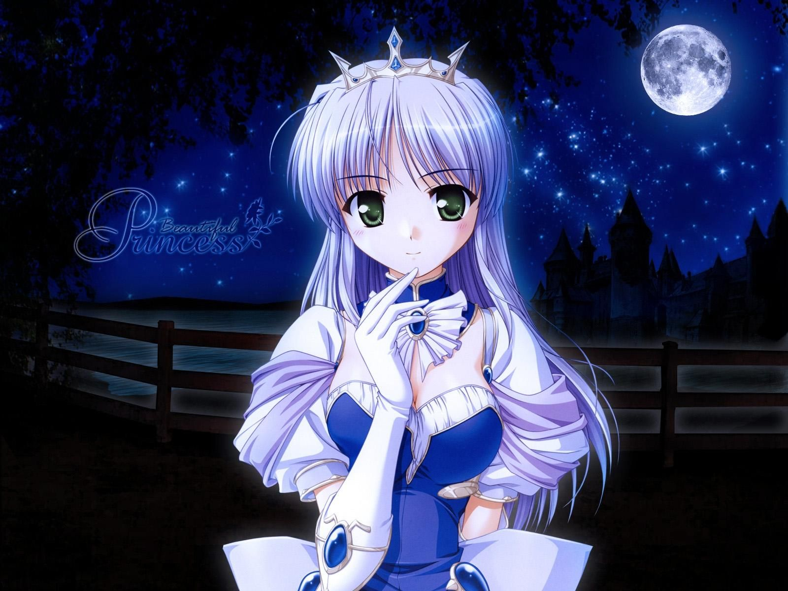 beautiful princess - anime wallpaper | anime wallpapers | pinterest