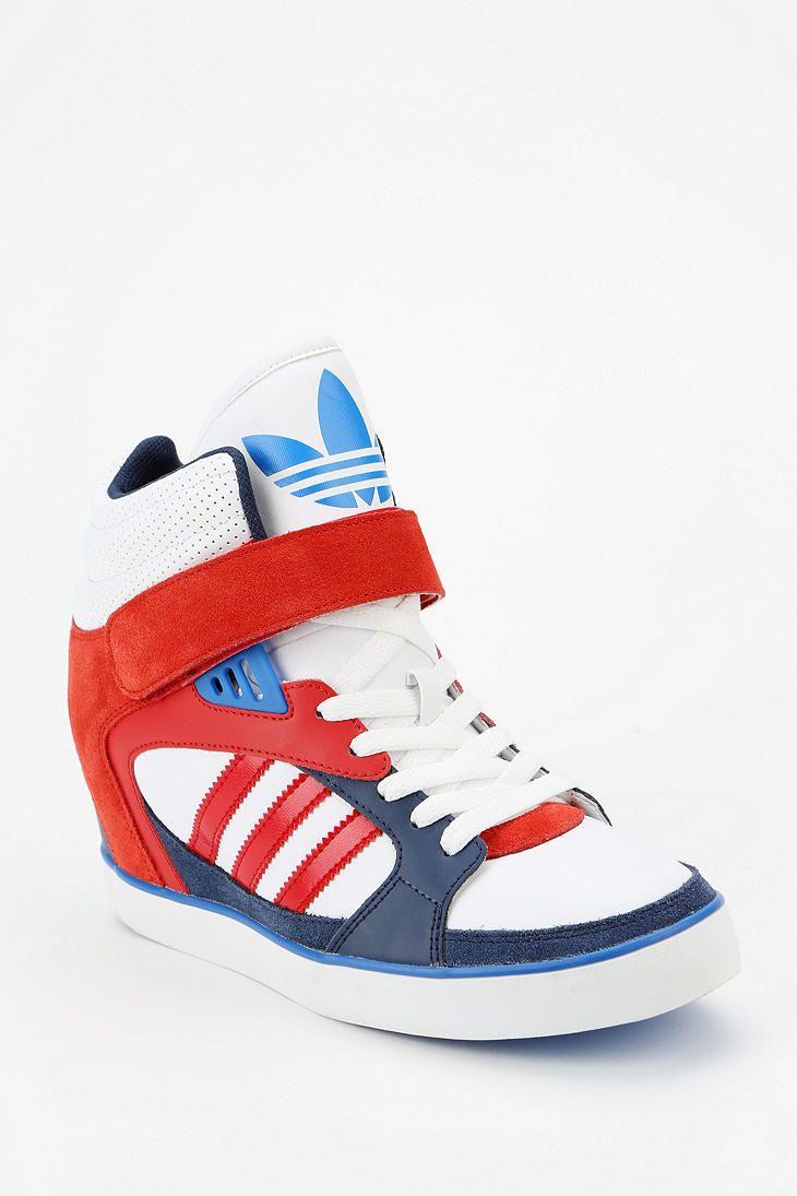 adidas Amberlight Hidden Wedge High-Top Sneaker  574f524e8