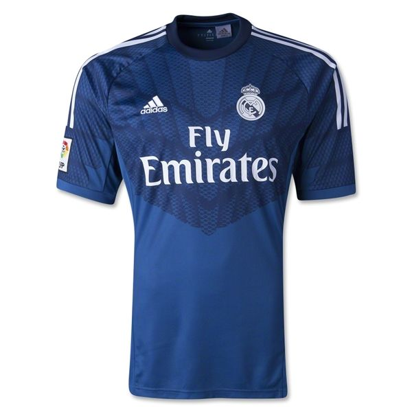 Real Madrid 14 15 Home Goalkeeper Jersey Worldsoccershop Com Club World Cup Real Madrid Soccer Jersey