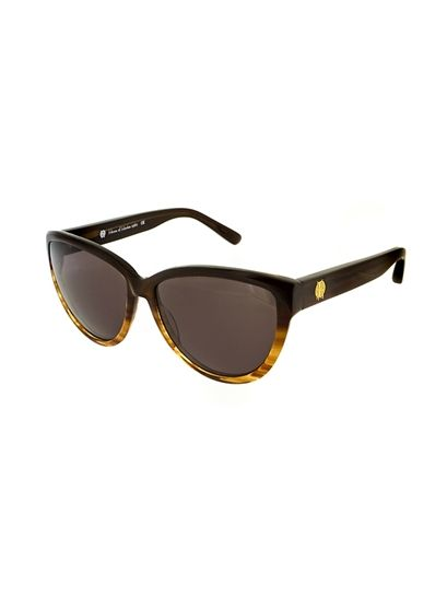 House of Harlow 1960 House of Harlow 1960 Chantal Sunglasses in Coffee