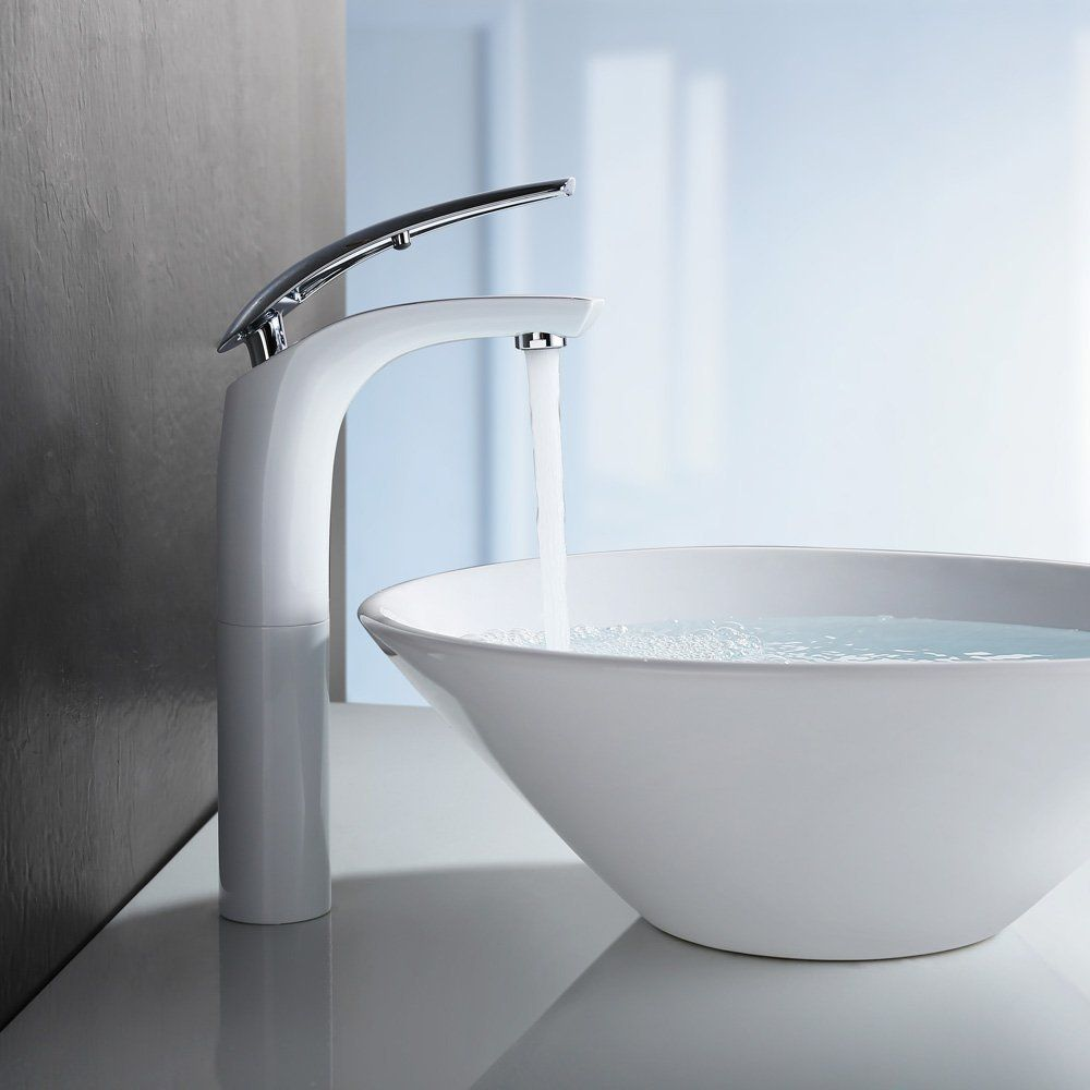 Waschtischarmatur Hoch Wasserhahn Bad Armatur Badezimmer Einhebelmischer Badarmatur Waschbecken Wascht Waschtischarmatur Wasserhahn Bad Armaturen Bad