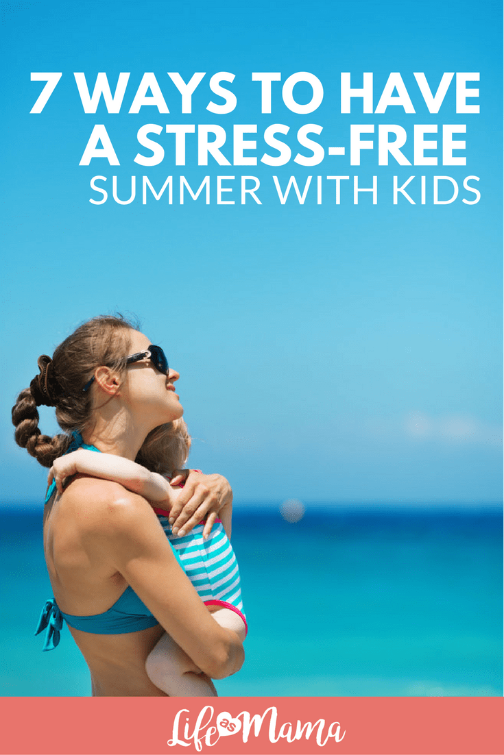 7 Tips for a Stress-Free SummerVacation
