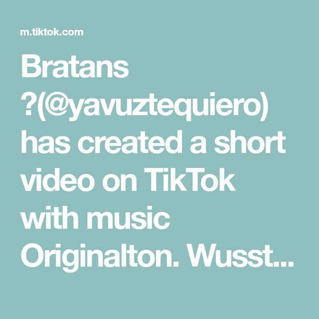 Bratans Yavuztequiero Has Created A Short Video On Tiktok With Music Originalton Wusstet Ihr Die Antworten Quiz How To Play Minecraft Music Greenscreen