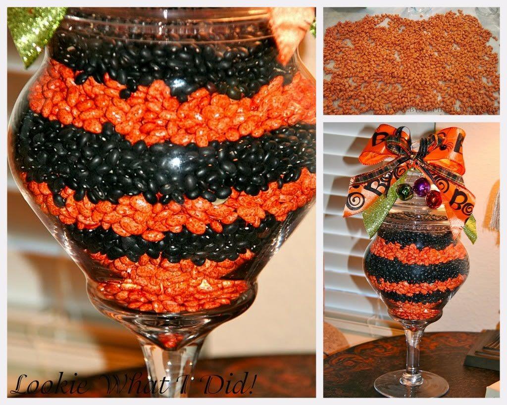 Best fall vase filler ideas on pinterest center