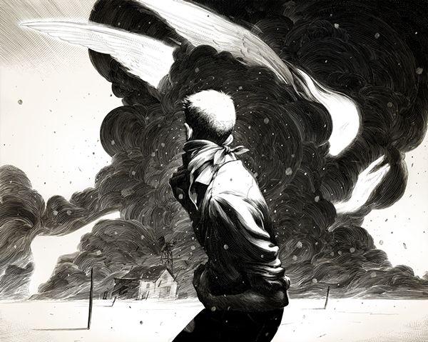 Illustrator: Nicolas Delort on Behance