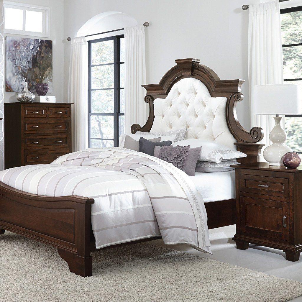 Francine Bed Luxurious bedrooms, Bedroom furniture sets