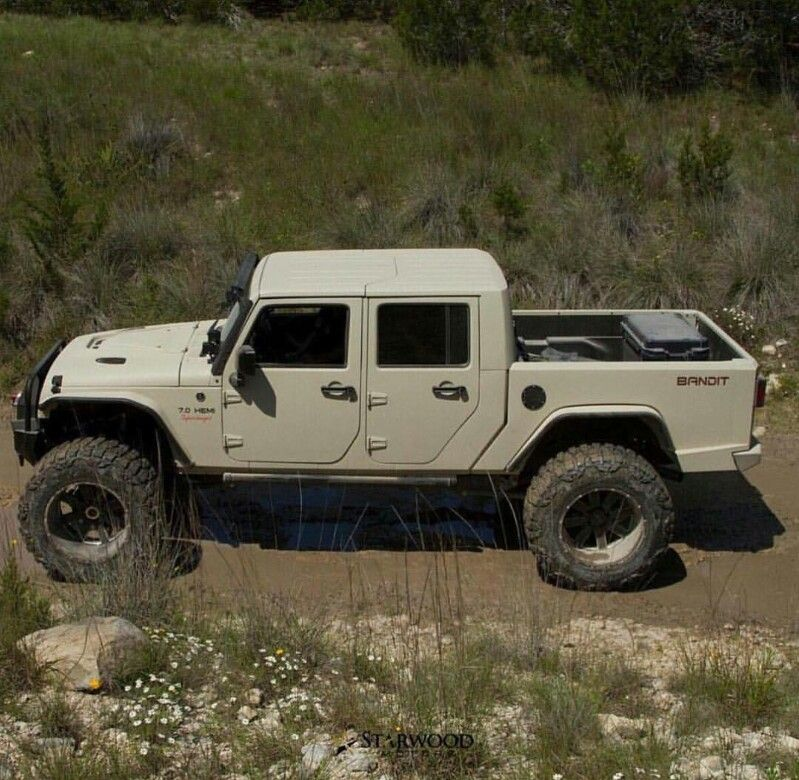 Jeep Wrangler Bandit Jeep Truck Jeep Cars Offroad Jeep