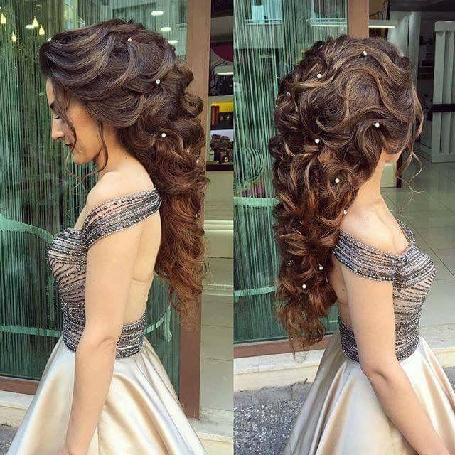 Top 10 Best Wedding Hairstyles For Long Hair 2019: Beautiful Hair In 2019