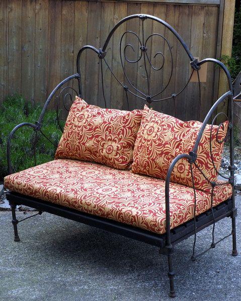 Wrought Iron Indoor Outdoor Garden, Wrought Iron Furniture Indoor