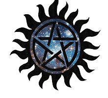 Supernatural Merchandise Tattoos Supernatural