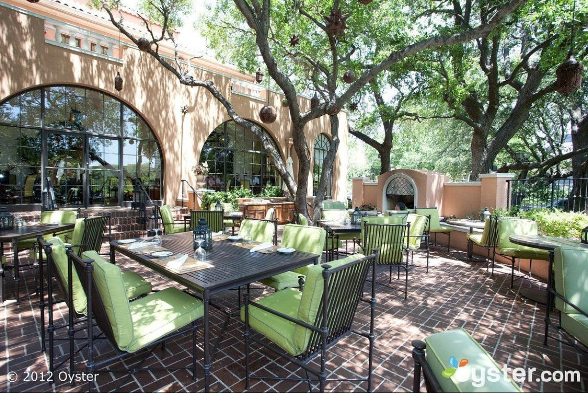 PHOTOS: 5 Relaxing Spots In The Lone Star State | Mansion ...