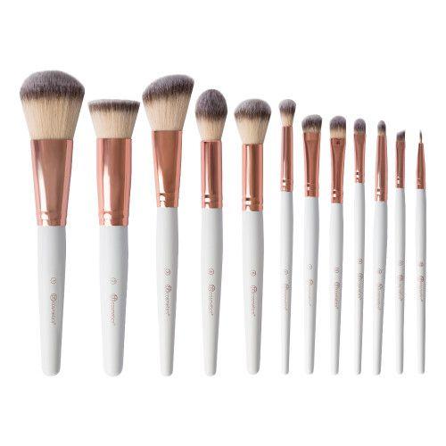 Rose Romance 12 Piece Brush Set by BH Cosmetics #10