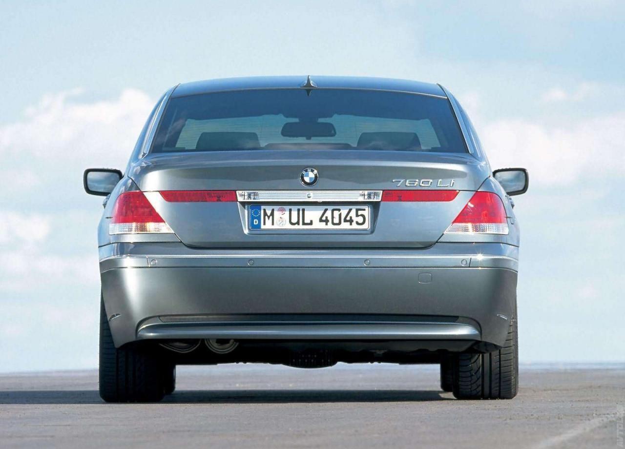 2003 BMW 760Li E66 | BMW | Pinterest | BMW