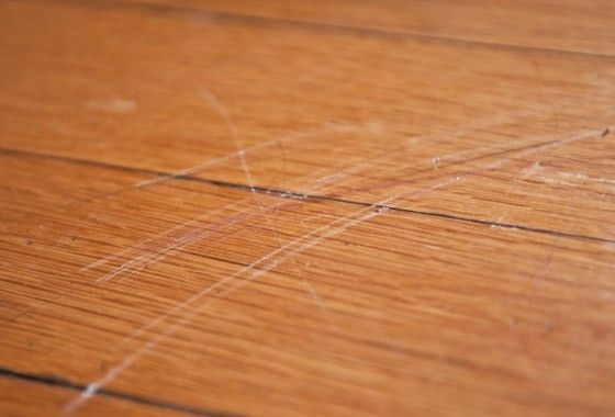 Repair Scratches In Hardwood Floors