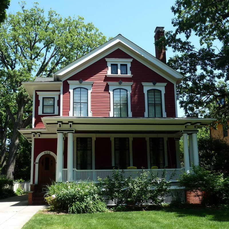 Stylish Victorian House Colors Design Ideas Vissbiz