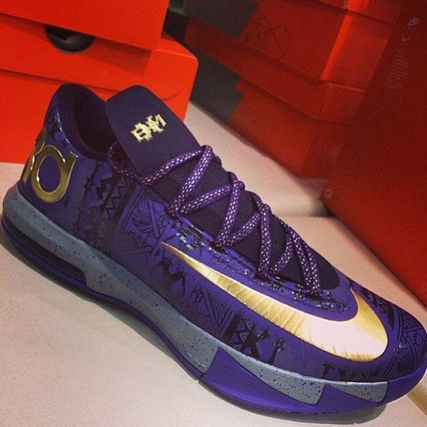 cf303ed68e6 Nike KD 6 Black History Month BHM (1) 2014
