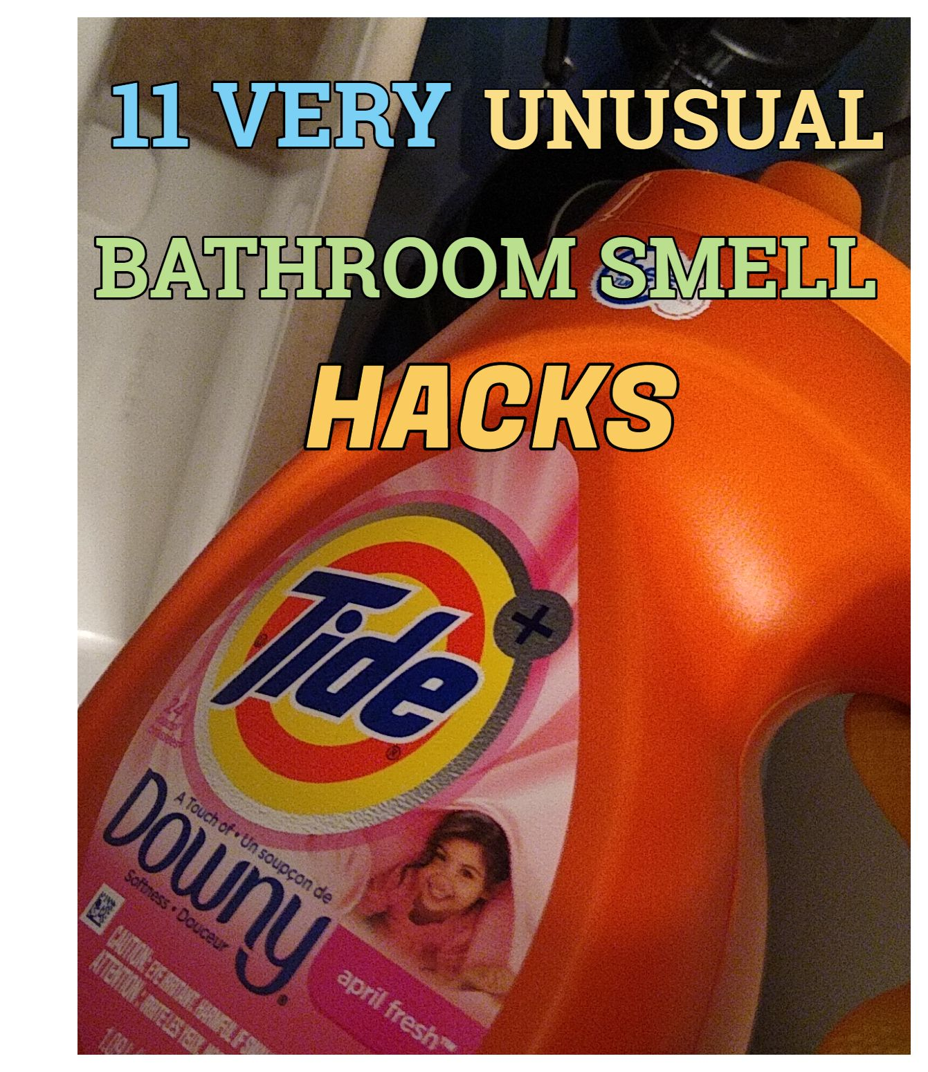 Unusual Ways To Make Your Bathroom Smell Amazing
