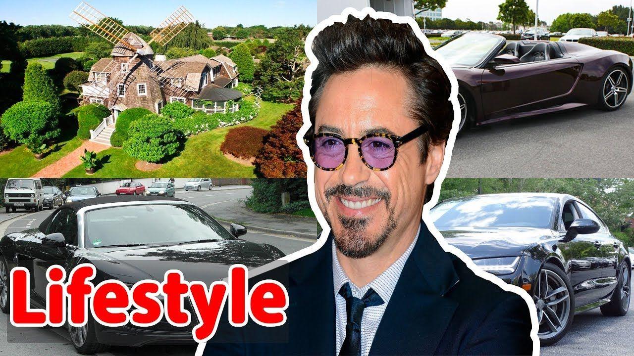 Robert Downey Jr Net Worth Lifestyle House Cars