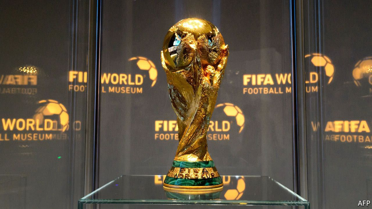 One year before the World Cup, FIFA is shunned by sponsors.