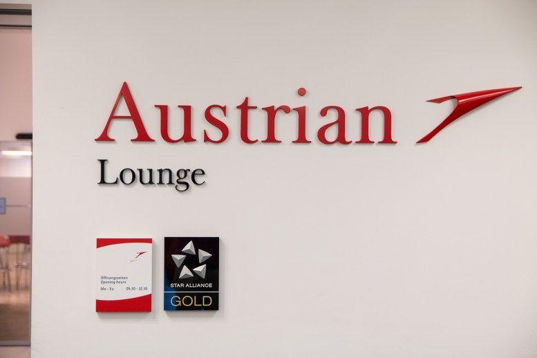 Review Mit Austrian in Business Class von Sofia über Wien