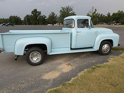 52 Ford Diesel 1956 Ford F350 F250 F100 Dually Cummins Diesel Street Rat Hot Rod Big Ford Trucks 1956 Ford Truck Pickup Trucks