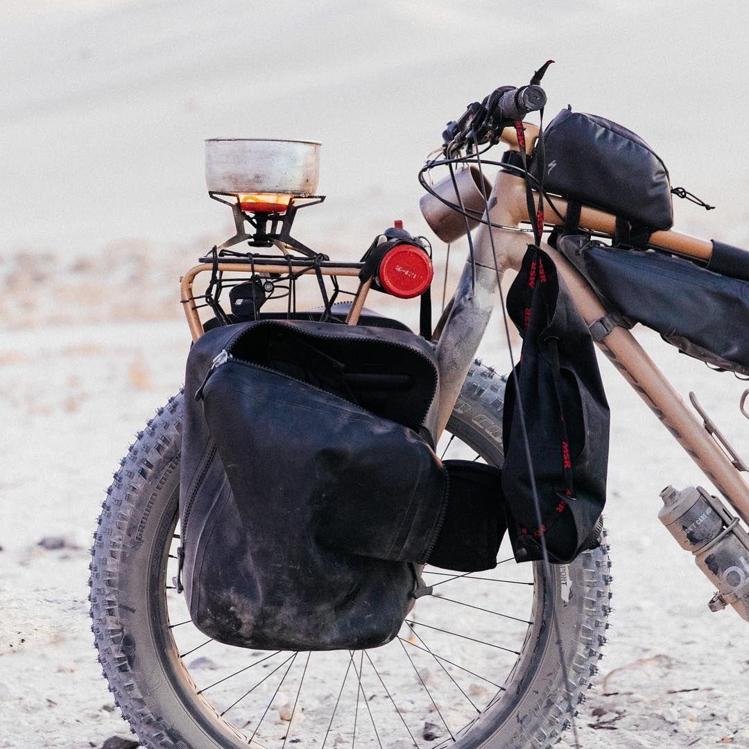 Bike Kitchen Touring Bike Bicycle Camping Bike Camping