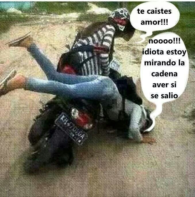 Te Caiste Amor Humor Funny Pictures Hilarious