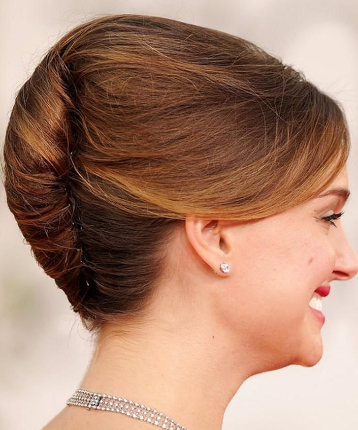 Funky French Twist Hairstyles For 2012 Prom Pinterest Twist