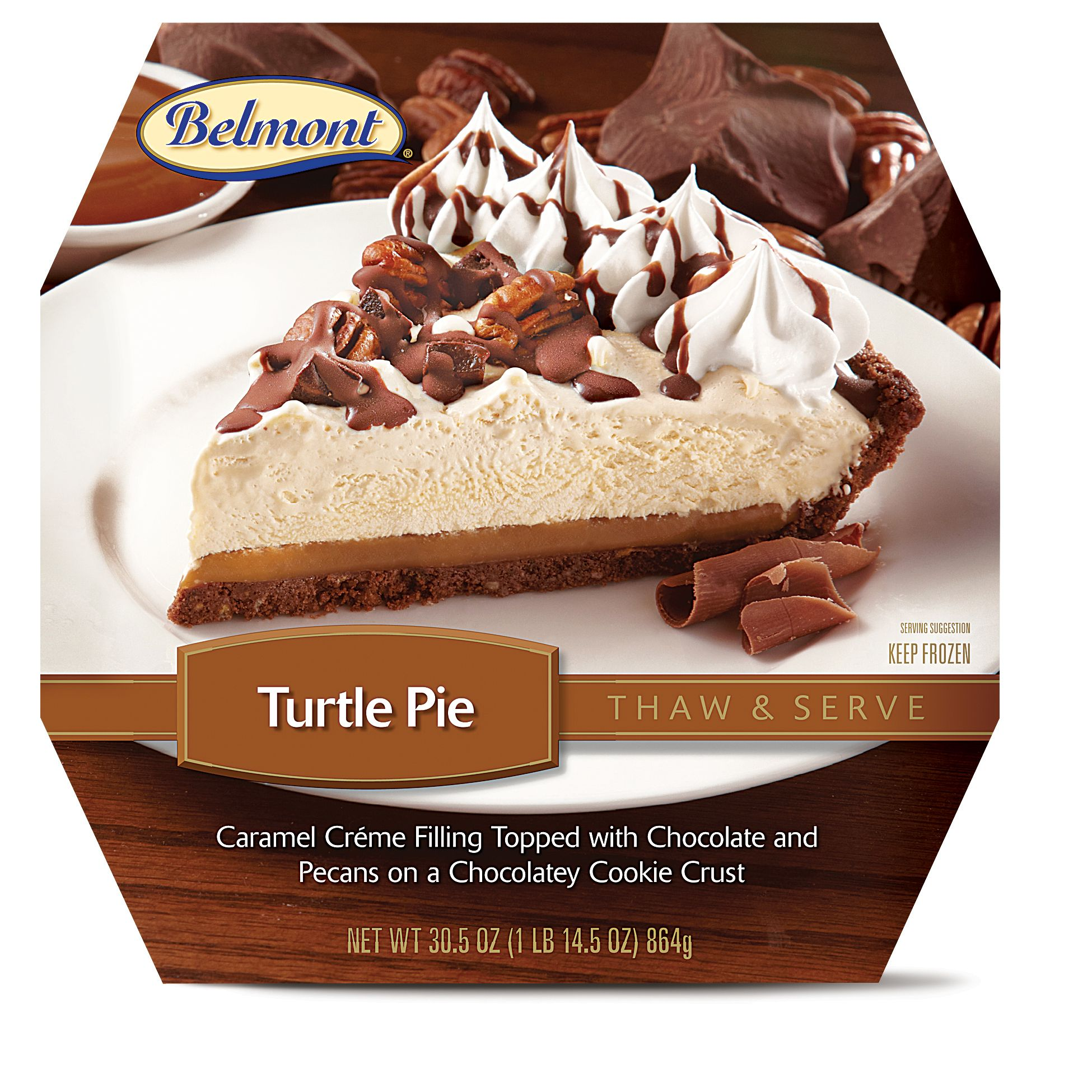 Belmont Turtle Cheesecake From Aldi Winner Of The Plma S Salute To Excellence Award Dessert Recipes Food Turtle Cheesecake