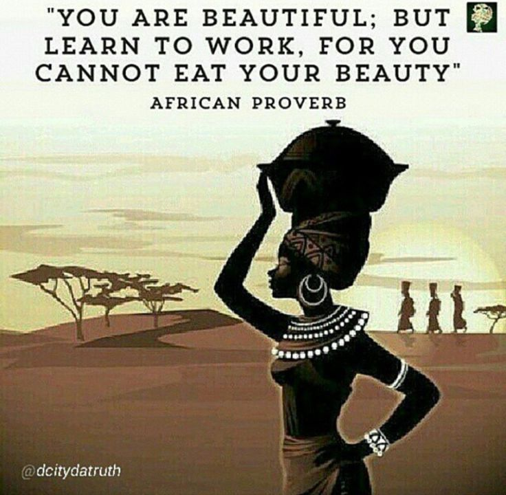 African Inspiration Quotes: Inspirational Quotes & Life Lessons