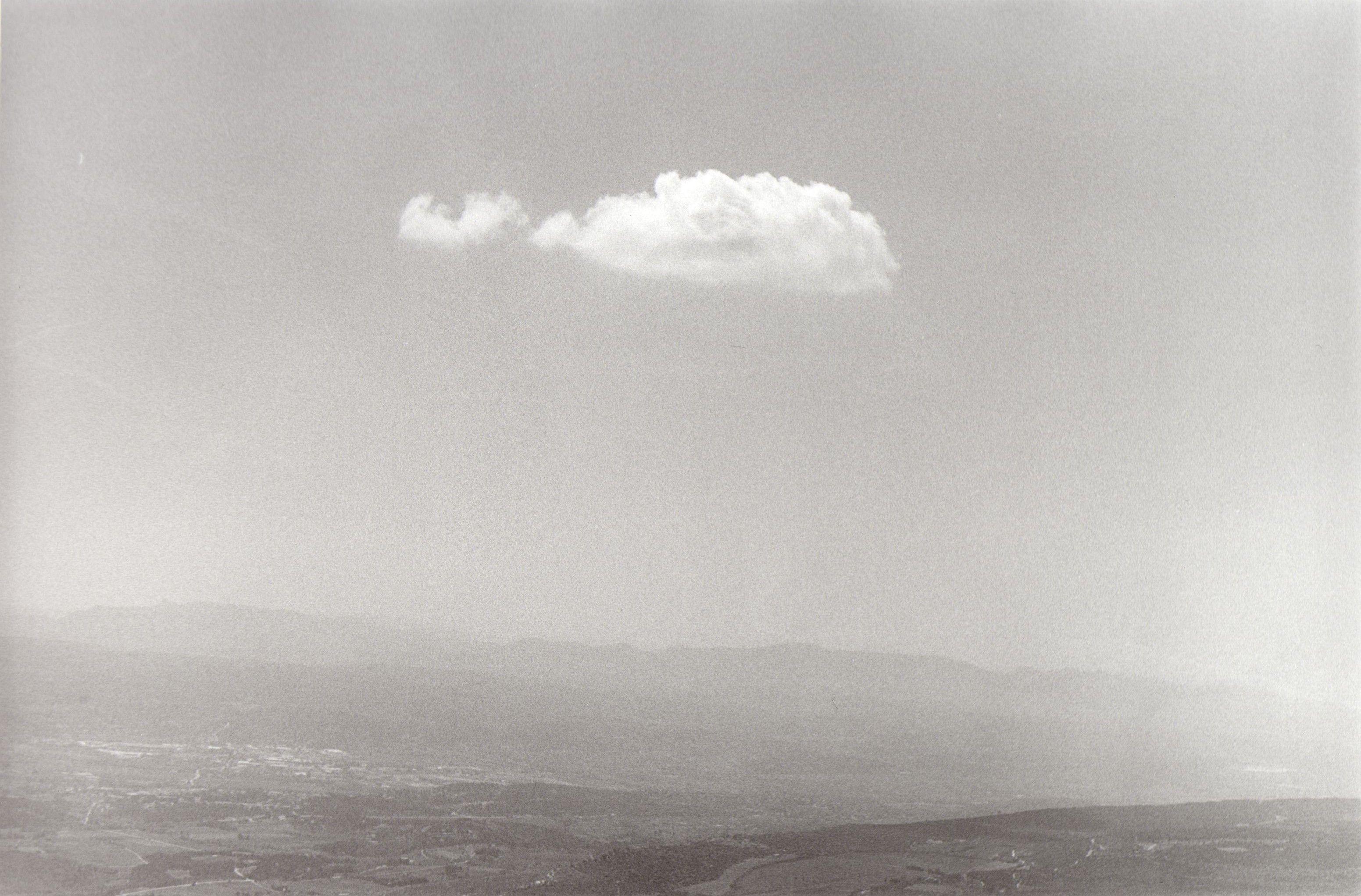 La montaña blanca de Bernard Plossu, en el museo Granet – Almayuda