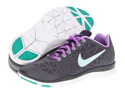 Nike Free TR Fit 3 Dark Grey/Atomic Purple/Grand Purple/Fiberglass -