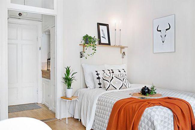 Ideas para decorar un dormitorio n rdico estilo for Dormitorio estilo nordico industrial