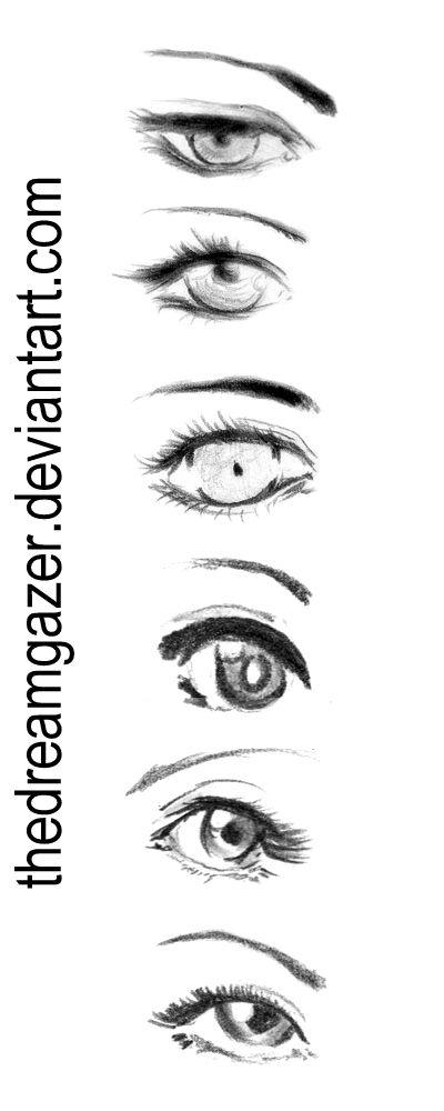 Les comparto estas referencias de ojos anime estilo realista! Espero ...