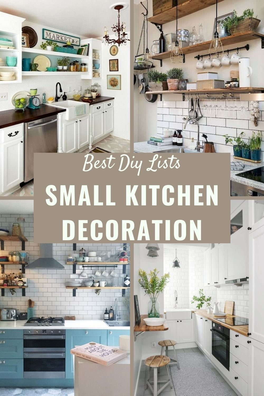 Small Kitchen Decoration Ideas Kitchen Decor Small Kitchen Decor Home Remodeling
