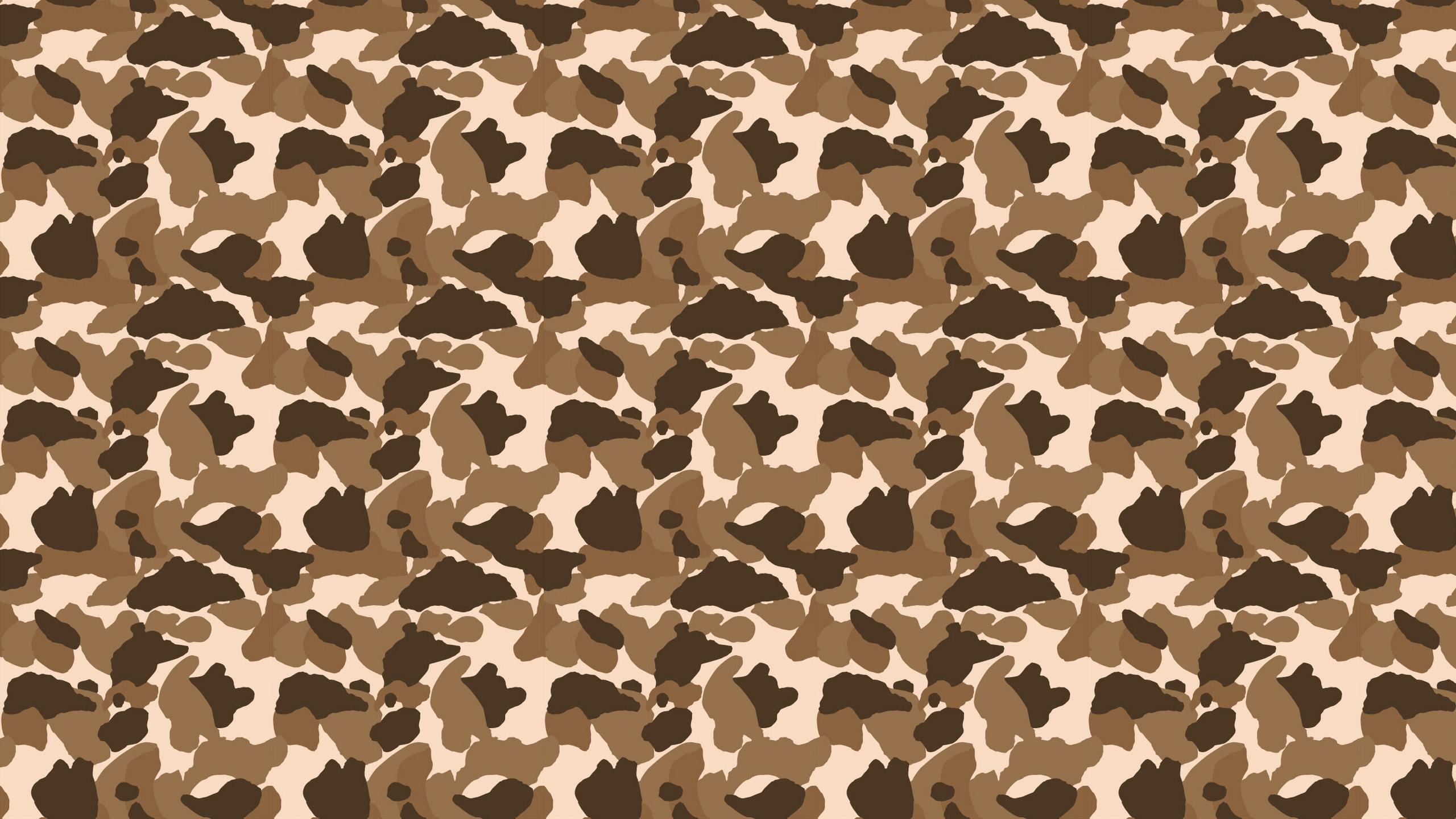 Cool Camo Wallpaper 41379