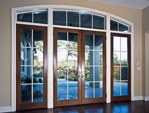exterior french door designs with glass | The Most Common Sorts That Available In Exterior French Doors