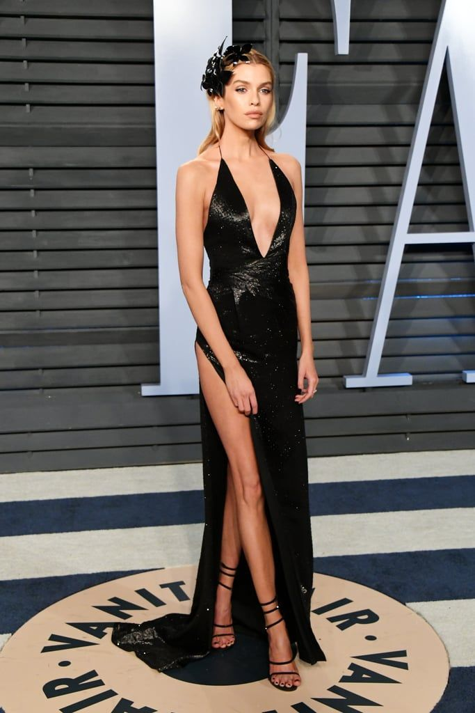 Stella Maxwell -  Sexiest Oscars After Party Dresses 2018 | POPSUGAR Fashion  - #CelebrityStyle2018 #CelebrityStylemen #CelebrityStylenight #CelebrityStyleparty #Maxwell #Stella