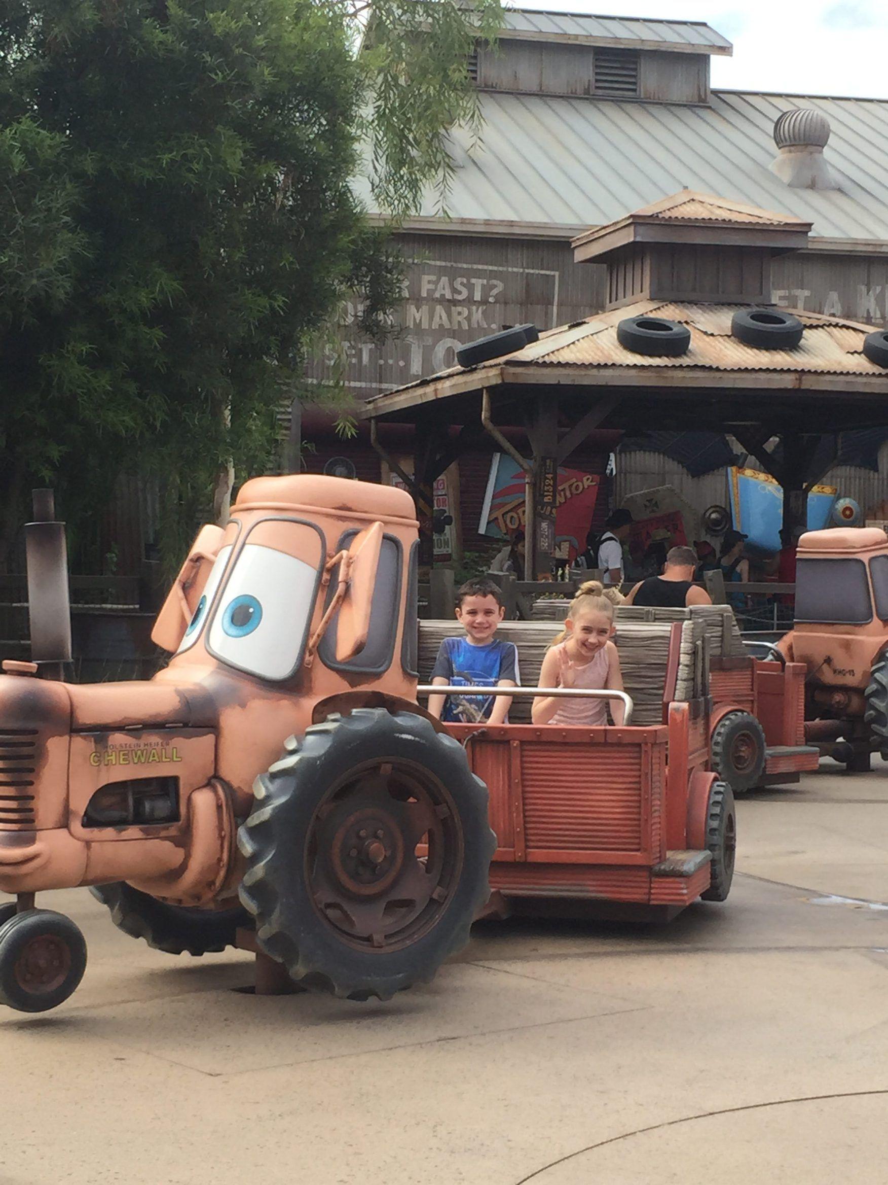 Disneylands California Adventure Park
