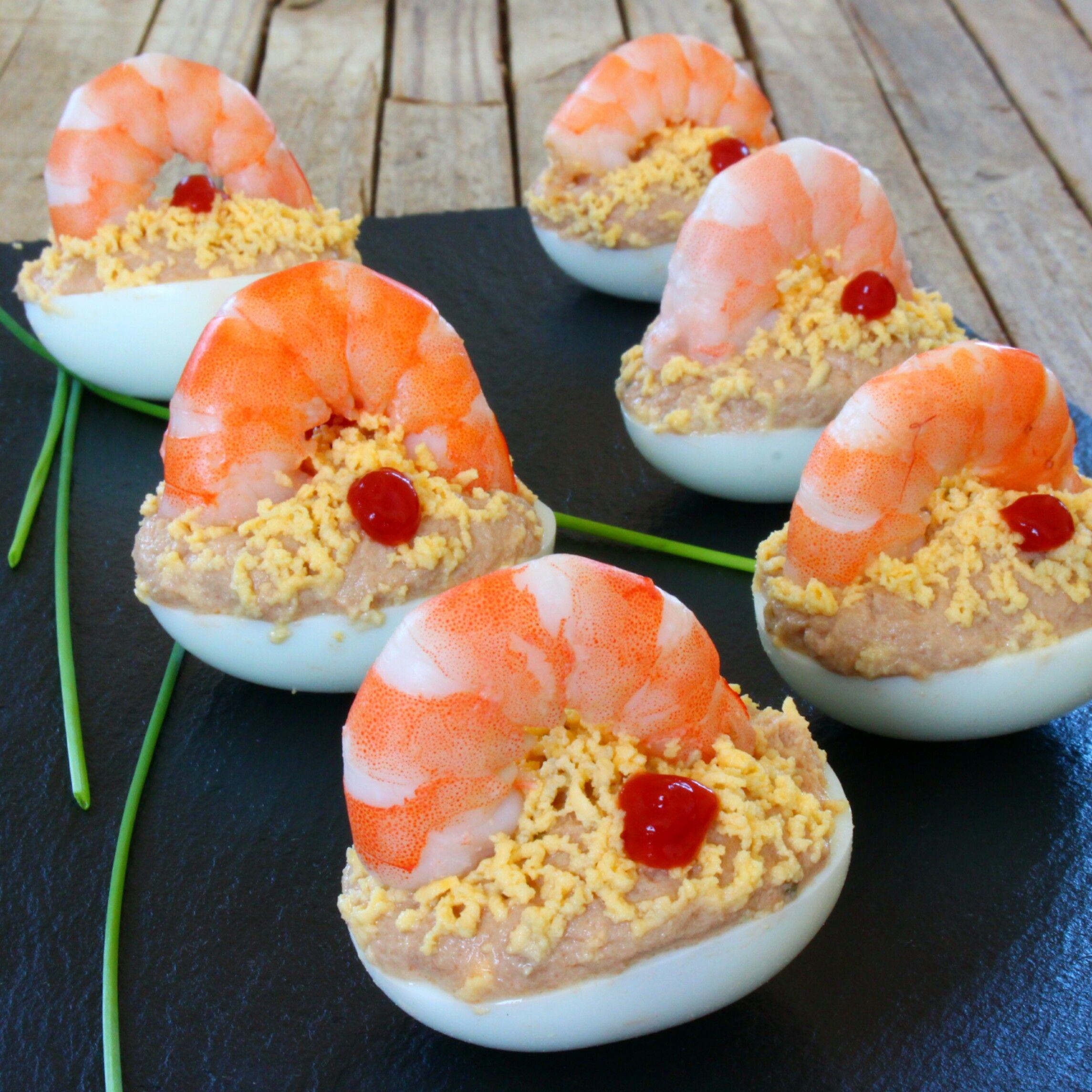 Recetas de huevos gourmet