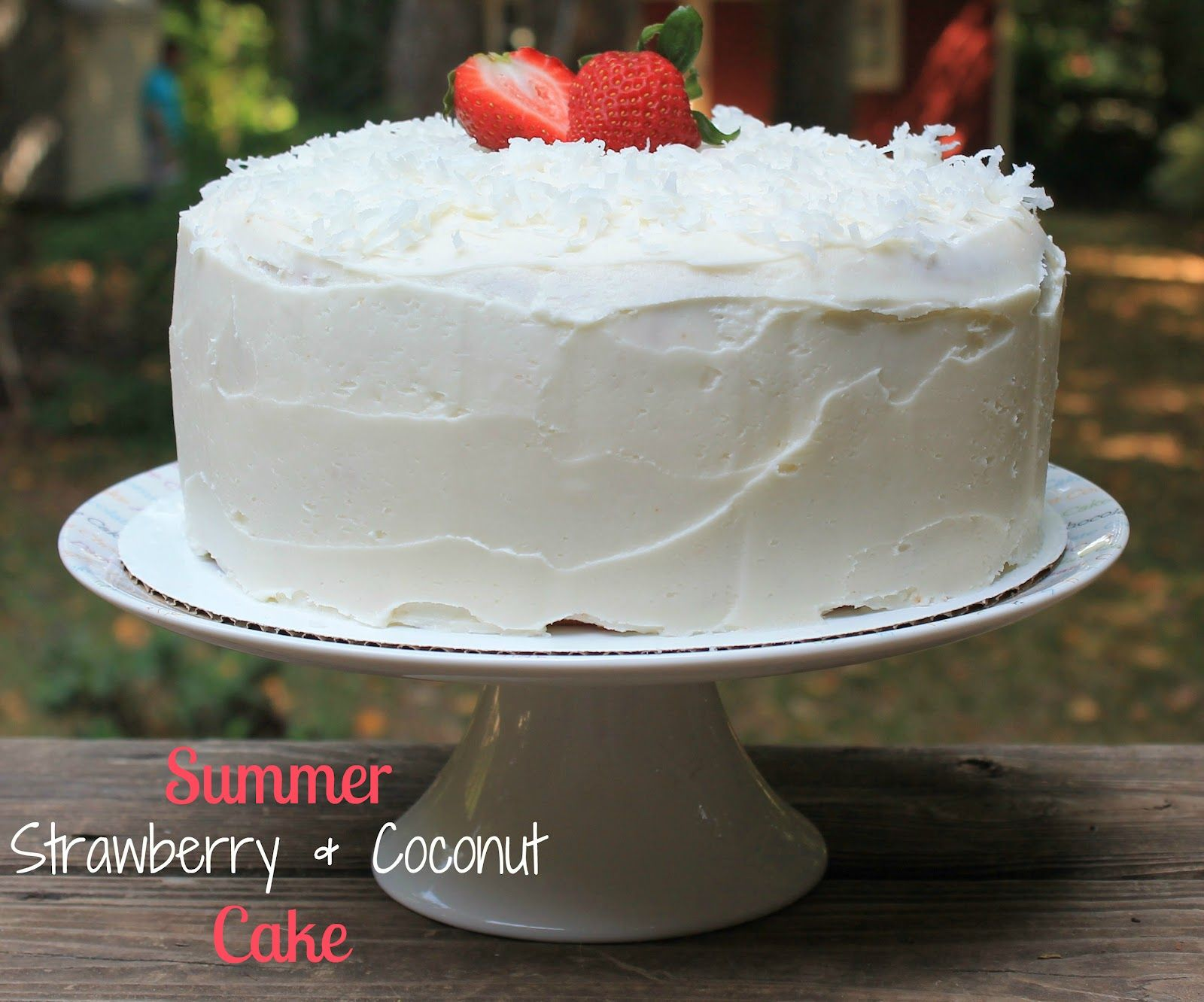 Cake Doctor Icing Recipes: Best 25+ Strawberry Coconut Cakes Ideas Only On Pinterest