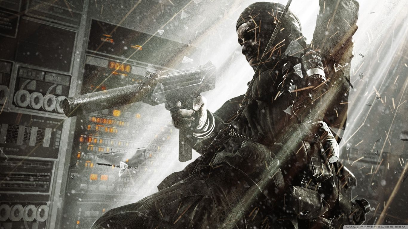 Call Of Duty Black Ops Wallpapers HD Wallpaper