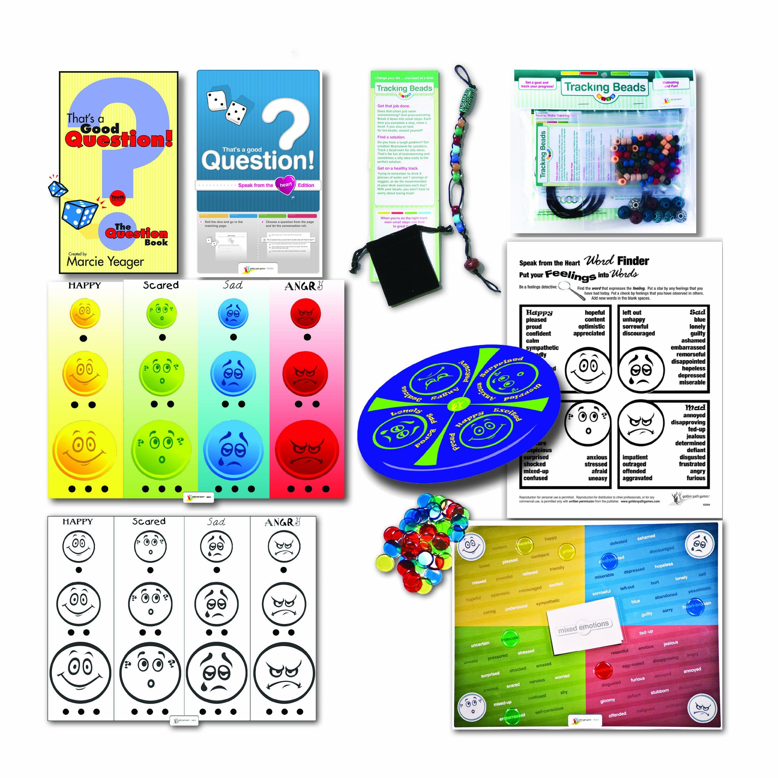 Counselor S Tool Kit Activities For Cognitive Behavioral