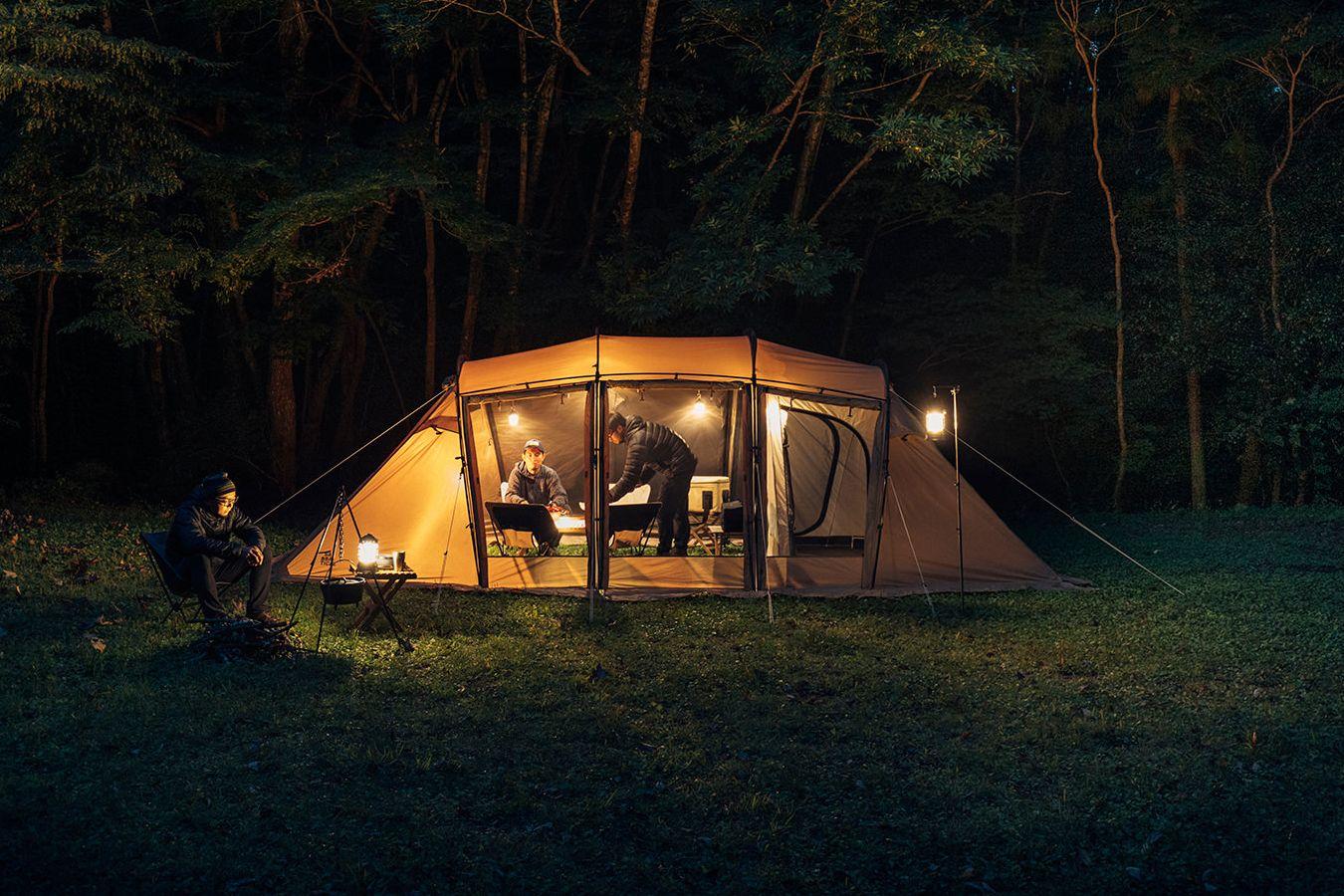 アルニカ 4人用インナー付属 Arnica Sabbatical サバティカル ブランドサイト アウトドアキャンプ テント アウトドア