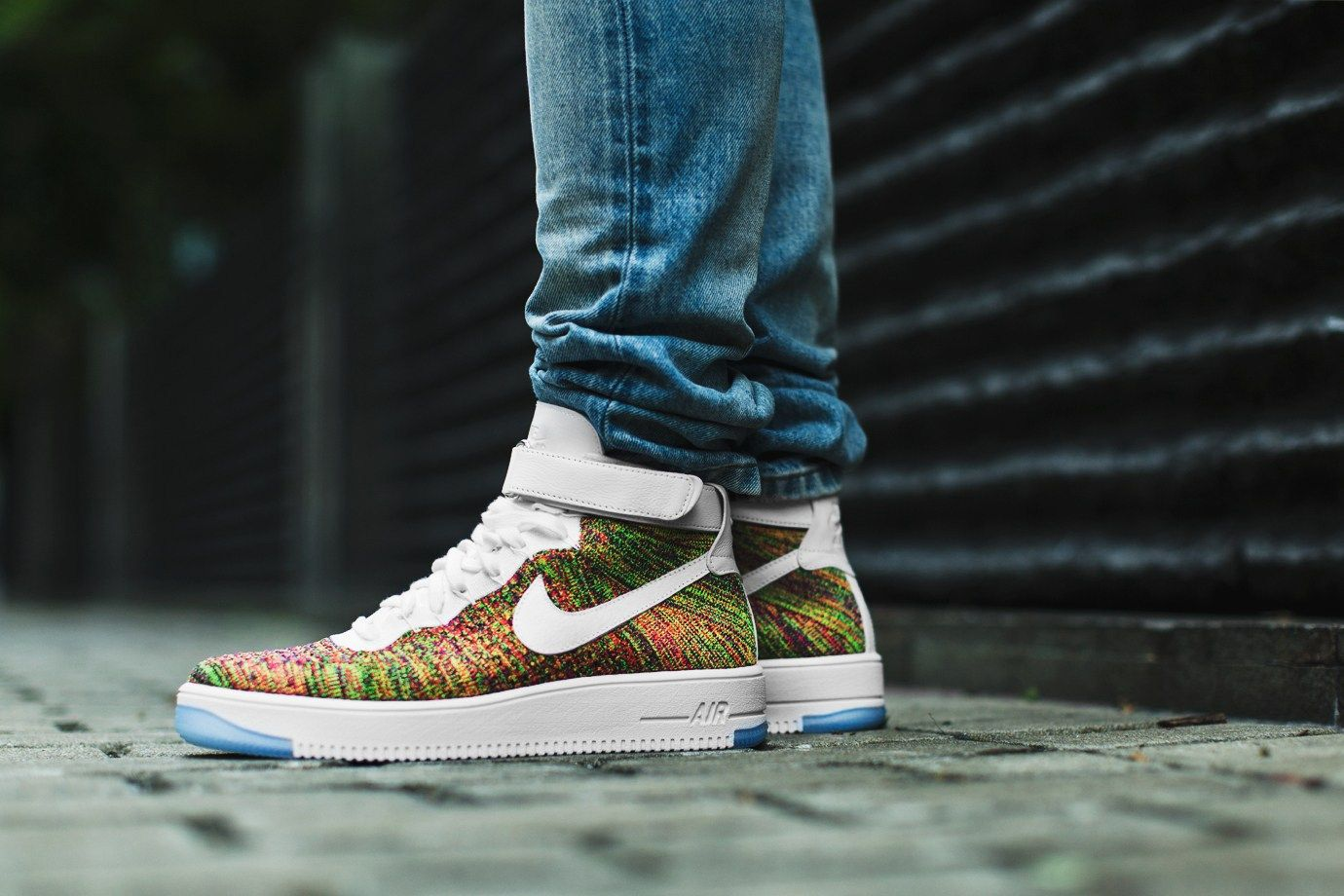 37ac0f2059d A Closer Look at the Nike Air Force 1 Ultra Flyknit