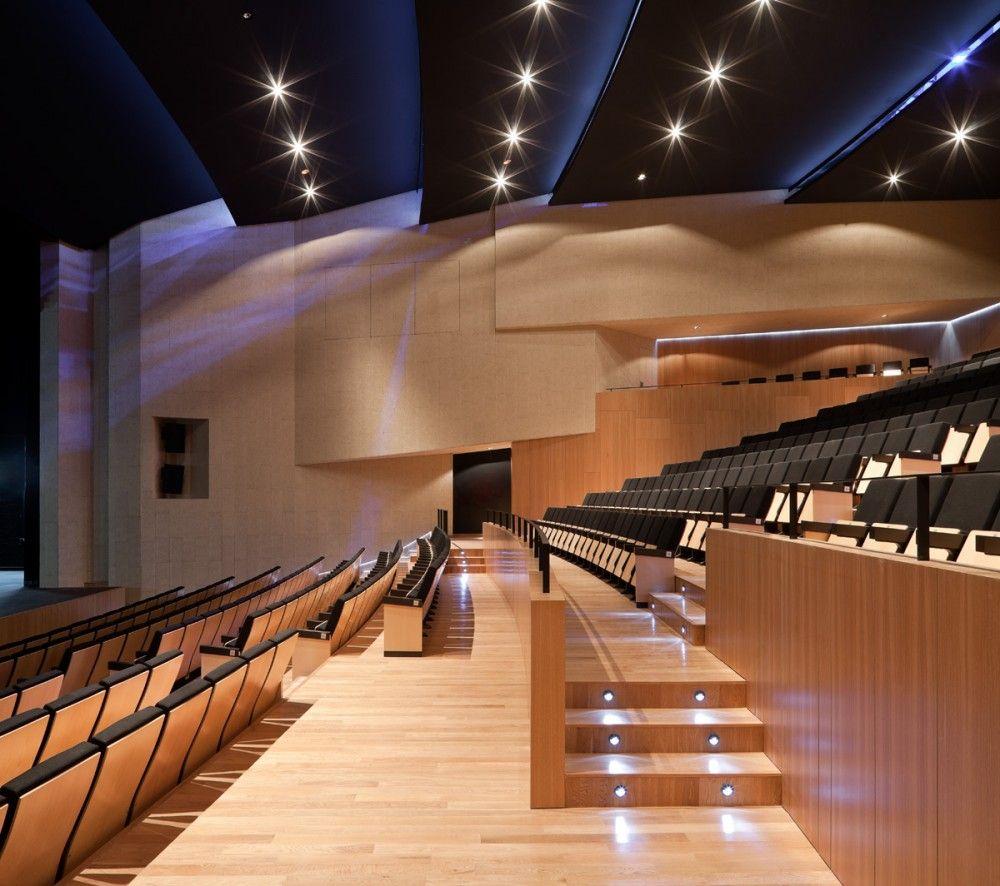 Galería De Teatro Almonte En Huelva / Donaire Arquitectos