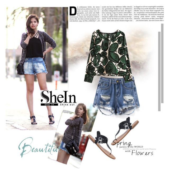 """""""Shein 2"""" by aida-1999 ❤ liked on Polyvore"""