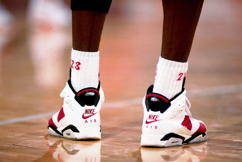 Carmine' Air Jordan 6   Air jordans