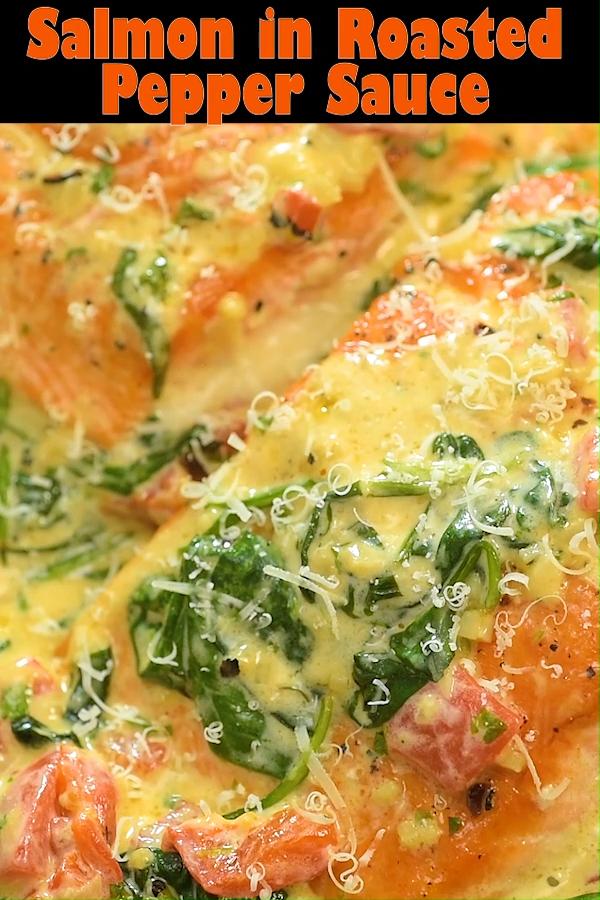 Creamy Salmon Dinner images