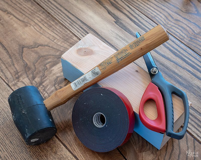 How To Fix Floating Floor Gaps With Images Diy Flooring Floating Floor Flooring